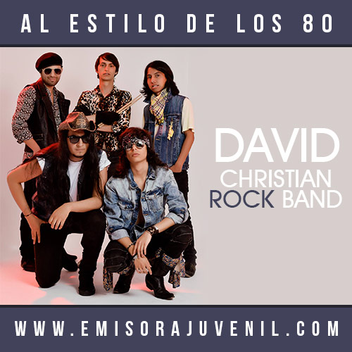 David Banda de Hard Rock Cristiano