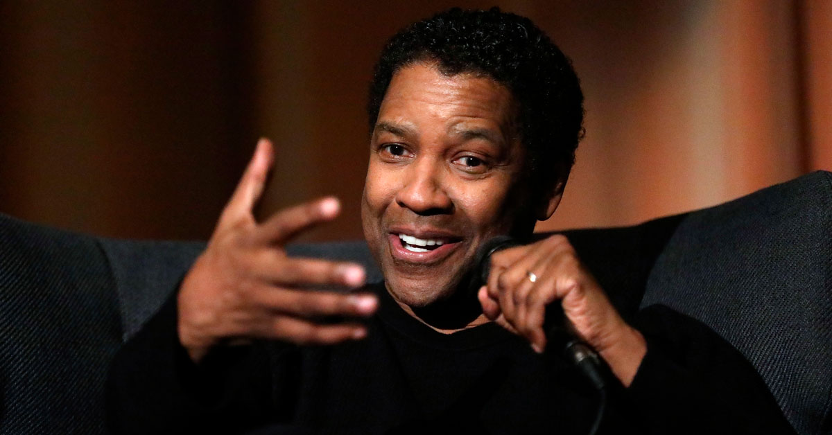 Denzel Washington jovenes evangelio