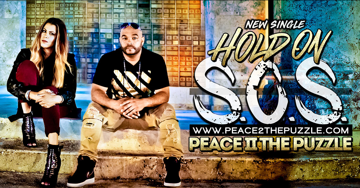 Portada: HOLD ON nuevo video musical de Peace II The Puzzle